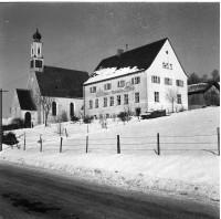 Ein altes Bild vom Jugendhaus Waldmühle
